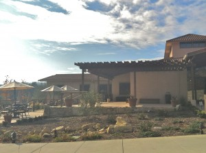 Tablas Creek Tasting Room Paso Robles, CA