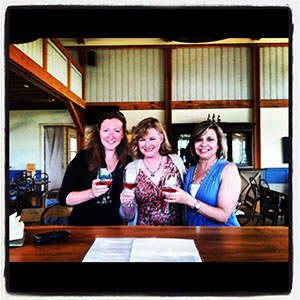 Tasting at Pippen Hill