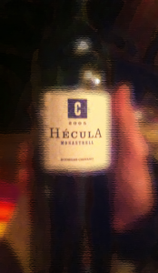 Hecula 2005 Monastrell