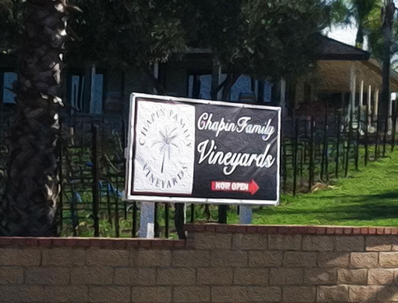 Chapin Family Vineyard