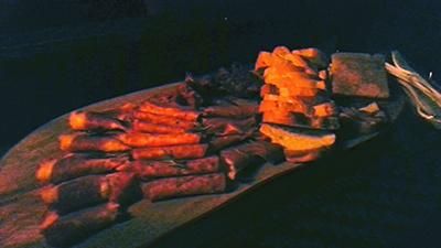 Miramonte charcuterrie platter