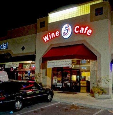 Wine 5 Cafe