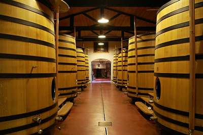 Foudres, 1200 Galllon French Barrel's
