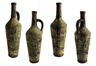 Wine Urn's