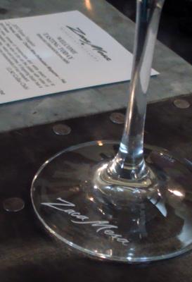 Zaca Mesa glass