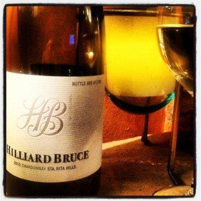 Hilliard Bruce 2010 Chardonnay