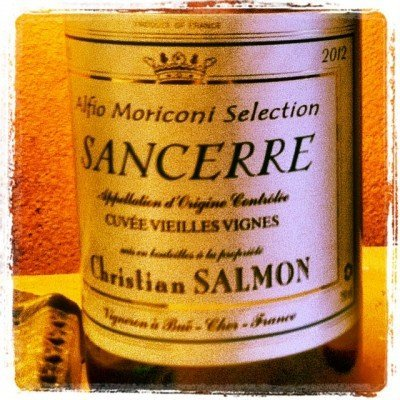 Christian Salmon Sancerre