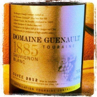 Domaine Guenault 2012 Touraine Sauvignon Blanc