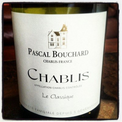 Pascal Bouchard Chablis
