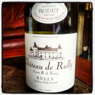 Chateau de Rully 2012