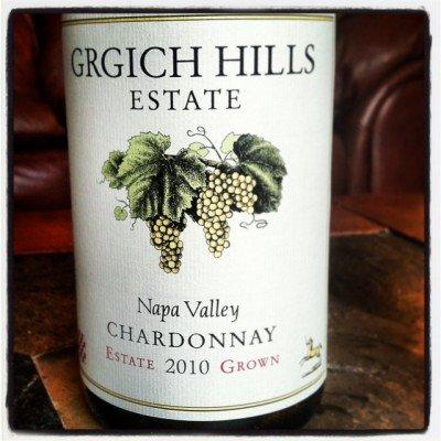 Grgich Hills 2010 Chardonnay