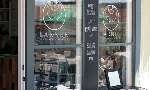 Larner Tasting Room