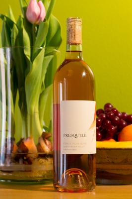 Presqu'ile Rosé of Pinot Noir