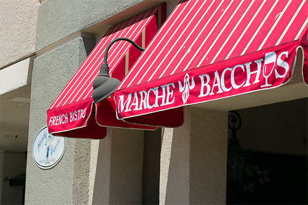 Marché Bacchus French Bistro & Wine Shop