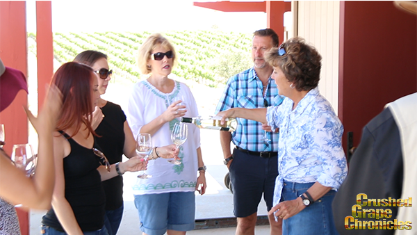 Buttonwood Wine Tasting with Karen Steinwachs