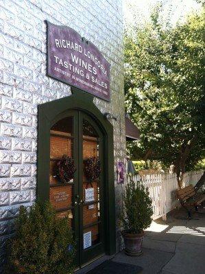 The Longoria Tasting Room in Los Olivos