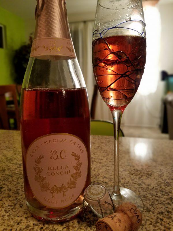 Spanish Brut Rose